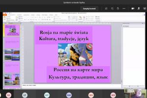 Warsztaty z języka i kultury rosyjskiej - zajęcia pierwsze