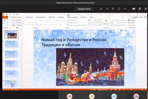 Warsztaty z języka i kultury rosyjskiej - zajęcia czwarte
