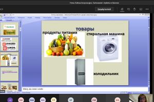 Warsztaty z języka i kultury rosyjskiej - zajęcia piąte